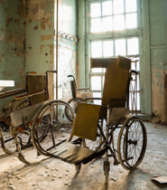 Abandoned Mental Institution with Dark History | They Experimented on Children!