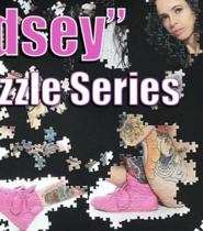 1000 Piece Jigsaw Puzzle 2 of 10 | Lindsey | VLOG 030