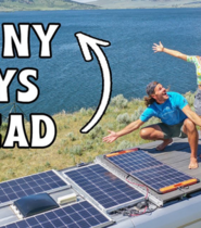 SOLAR POWER EXPLAINED: SIZE AND COST OF OUR NEW SET UP // TINY HOUSE RV