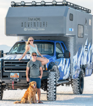DIY Overland Vehicle – Earthroamer Inspired Truck Camper On A Budget