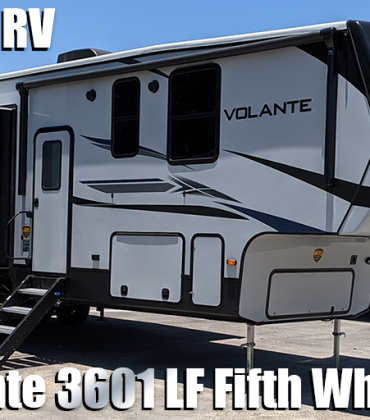 Buying My RV | 2021 Volante 3601 LF Fifth Wheel | VLOG 046