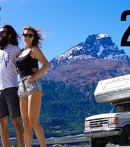 BEST TRAVEL MOMENTS of 2020 – OVERLANDING South America with a TRUCK CAMPER