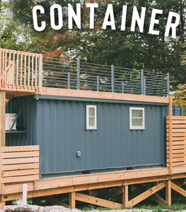 Stunning 20ft Shipping Container Home! | Tiny House Airbnb!