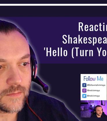 Reacting To Shakespears Sister 'Hello (Turn Your Radio On)'